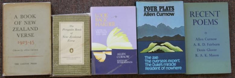 Allen Curnow other works