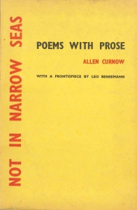 Curnow Not Narrow Cover